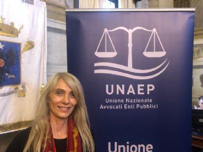 Antonella Trentini presidente nazionale Unaep