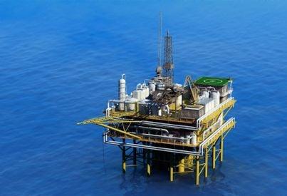 trivelle per estrazione petrolifera in mare