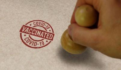 timbro dopo vaccino anti covid