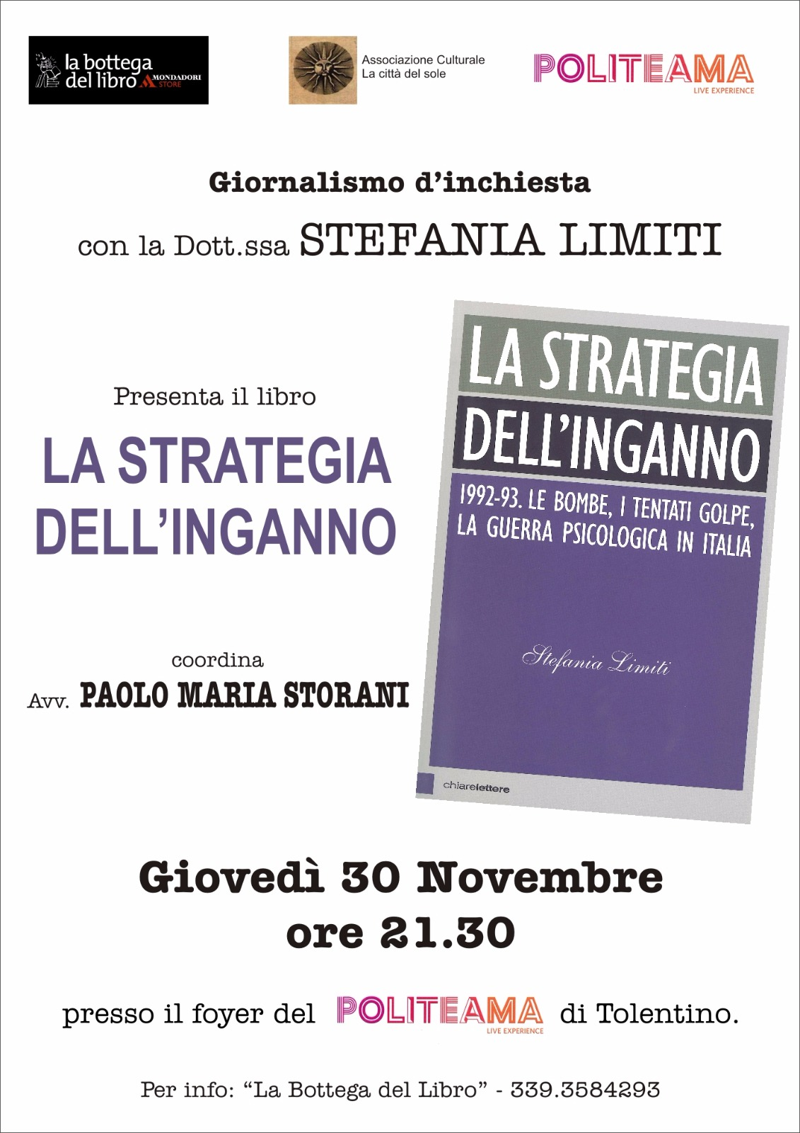 Strategia dell'Inganno