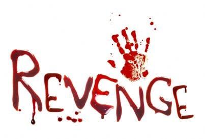 parola inglese revenge vendetta