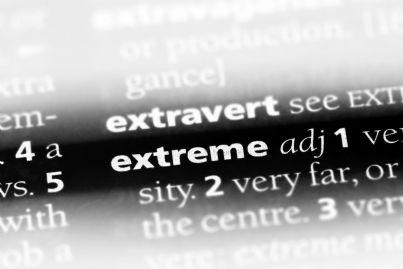 cercare su vocabolario parola estremo