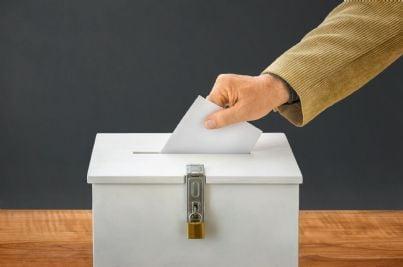 Cassetta per votare