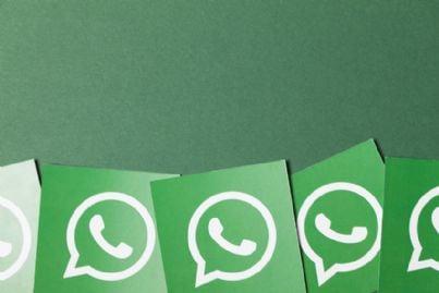 logo whatsapp stampato